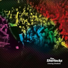 "THE SHERLOCKS - CHASING SHADOWS-LTD ORANGE VINYL 7"" -BRAND NEW+FAST FREE UK SHIP"