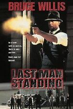 Last Man Standing (1996) Bruce Willis, Christopher Walken, Alexandra Powers, Da