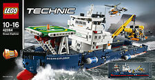 LEGO TECHNIC 42064 - BUQUE DE INVESTIGACIÓN, NUEVO / EMBALAJE ORIGINAL