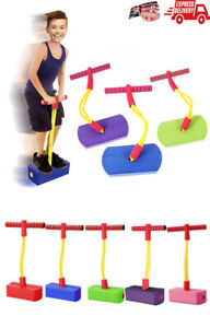 Foam Pogo Jumper Stick for Kids Bungee Toys for 3-12 Boys Girls Indoor Outdoors
