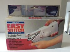 New Vintage Easy Stitch Sewing Machine Hand Held Fix Repair Mend