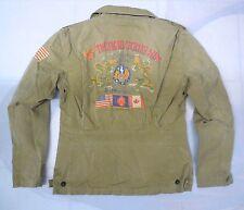 Polo Ralph Lauren Canvas M41 Flight Jacket ( XL) NWT