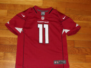 NIKE ARIZONA CARDINALS LARRY FITZGERALD FOOTBALL JERSEY BOYS TODDLER LARGE 7