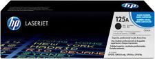 Genuine HP 125A Black Toner Cartridge CB540A for Laserjet CP1215 CM1312 CP1515