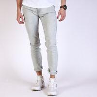 Levi's 510 Skinny Herren Grau Jeans 29/32