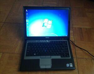 Dell Latitude D630 Intel Core 2 Duo,2.40GHz,2.GB of Ram 100GB HDD,WIN 7 32Bit