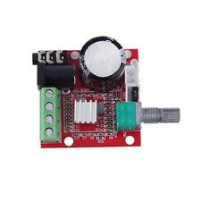 2*10W Dual Channel Hi Fi PAM8610 Mini Amplifier board 12V for Computer audio A@