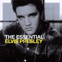 "ELVIS PRESLEY ""THE ESSENTIAL- BEST OF"" 2 CD NEU"