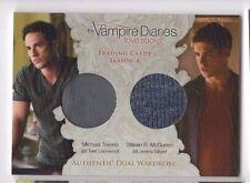 Vampire Diaries season 4 dual costume card DM5