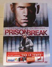 COFFRET 6 DVD PRISONBREAK - L'INTEGRALE DE LA SAISON 1 - NEUF