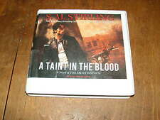 A TAINT IN THE BLOOD by S.M. STIRLING UNABRIDGED CD  The Shadowspawn series