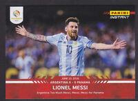 Panini Instant - Copa America 2016 - #16 Lionel Messi - Argentina / Barcelona