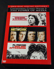 BOX SET (DVD, 6-Disc Set) - Network, Dog Day Afternoon,All The President's Men