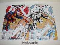 Avengers Vs X-Men #4 Mark Bagley Team Variant Lot Marvel Comics 2012 Spiderman