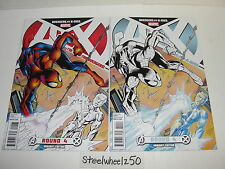 Avengers Vs X-Men #4 Mark Bagley Team Variant Lot Marvel Comics 2012 Spiderman