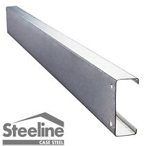 C Purlin 100 x 1.5 Steel Galv Structural Lipped Channel BRAND NEW PURLINS Per M