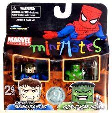 Marvel Minimates TRU Stretch Attack Mr. Fantastic World War Hulk!
