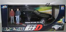JADA TOYS INITIAL D NISSAN SKYLINE GTR R32 1:18 CARS