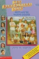 Kristy and the Walking Disaster (Baby-sitters Club) by Martin, Ann M.