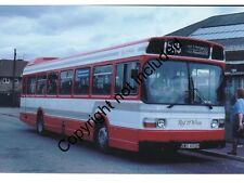 BUS PHOTO: RED & WHITE LEYLAND NATIONAL 577 NWO493R