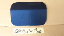 BMW E60 E61 Abdecktopf Tankdeckel Tankklappe mystic blau metallic