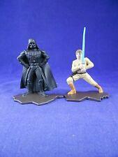 Star Wars Action Masters 1994 Darth Vader and Luke – Die Cast - Kenner - Loose