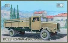 1/35 Bussing-Nag 4500A Late Stake Body IBG Models 35013 Models kits