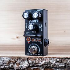 AMT Electronics O-Drive (Orange) mini – JFET distortion pedal