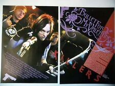 COUPURE DE PRESSE-CLIPPING :  BULLET FOR MY VALENTINE [6pages] 05/2006 Matt Tuck