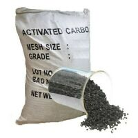 20kg Bulk Sack Activated Carbon Pellets For Air Purifier Water Decontamination