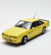 Revell 08421 Opel Manta GT/E Sportcoupe in gelb lackiert, OVP, 1:18, K032