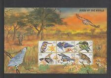 Nevis - 1999, Birds sheetlets x 2 - MNH - SG 1318/29
