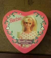 Russell Stover Barbie Tin 1996