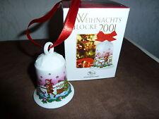 Weihnachtsglocke Von Hutschenreuther Ole Winter 2001 HIGHLANDS