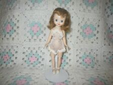 "Good Sitting Betsy McCall Doll,1950's American Character 8"" with Chemise #313"