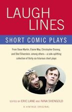 Laugh Lines : Short Comic Plays (2007, Paperback)