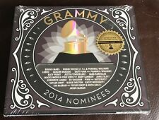 2014 GRAMMY NOMINEES CD 18 TRACKS NEW SEALED NICE