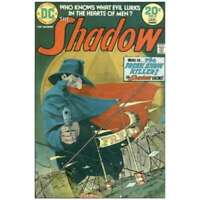 Shadow (1973 series) #2 in Very Fine minus condition. DC comics [*12]