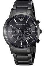 ARMANI EMPORIO orologio cronografo Armani 43mm 2 anni di garanzia offerta