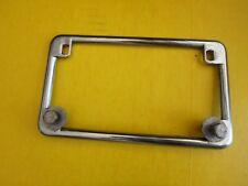 Suzuki Intruder VS 1400 Off year 1990 VS1400 chrome tag cover
