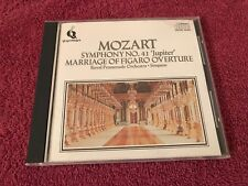 Mozart Symphony 41 Jupiter Marriage of Figaro Overture CD Royal Promenade Orch