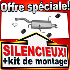 Silencieux Arriere PEUGEOT 607 3.0 à 10.2004 échappement 5A6