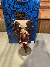 ANNE STOKES AVENGER STEAMPUNK Gothic Angel Statue Hand Painted Sculpture