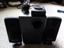 ALTEC LANSING VS2421 2.1 Multimedia Speaker System  *****TESTED*****