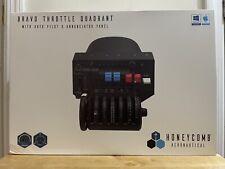 Honeycomb Bravo Throttle Quadrant Flight Simulator Controller - Ready To Ship