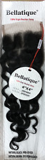Bellatique 100% Virgin Brazilian Remy 4x4 Closure - Deep Wave