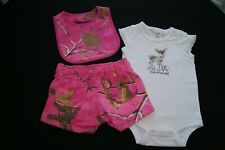 520126425ea3 Carhartt 18 Months Pink Clothing (Newborn - 5T) for Girls