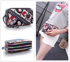 Roll Film Girls PU Women Handbag Coin Case Mobile Phone Bag Wallet Purse