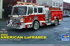Trumpeter 02506 1/25 American LaFRANCE Eagle Fire Pumper