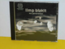 MAXI CD - LIMP BIZKIT - MY GENERATION